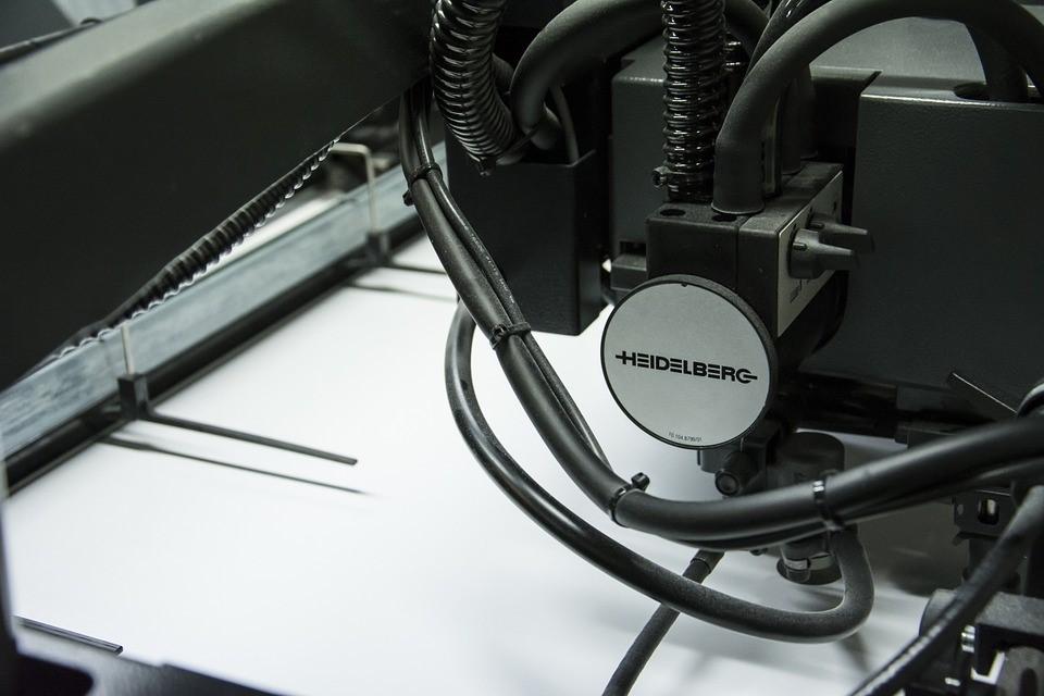 Tasación de maquinaria industrial
