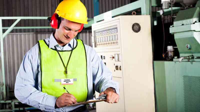 Tasar maquinaria industrial