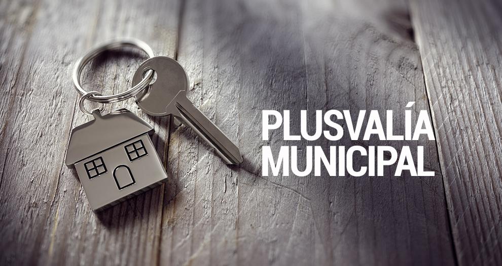 Tasación plusvalía municipal Valencia