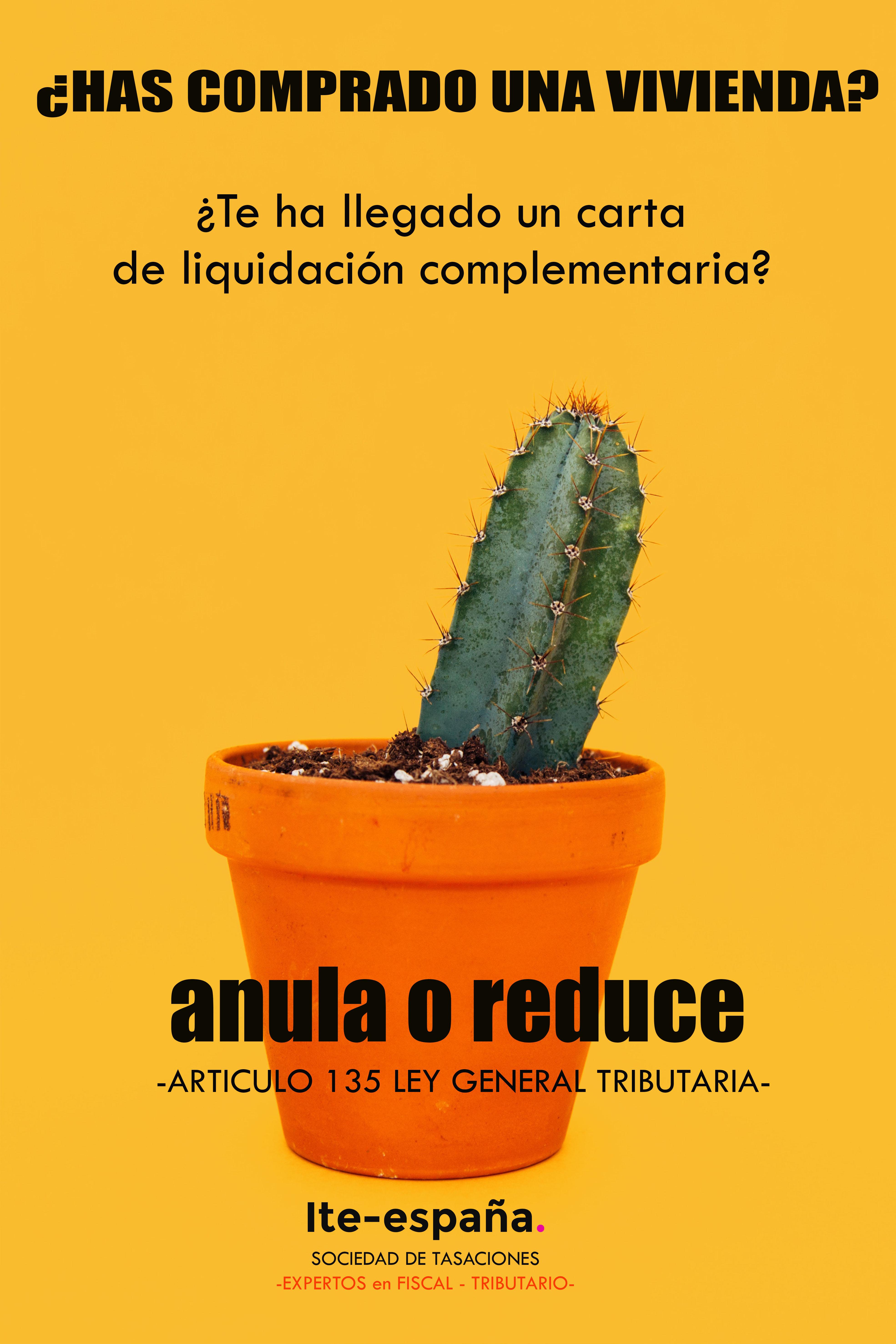 Anular una liquidación complementaria de Hacienda Pozuelo