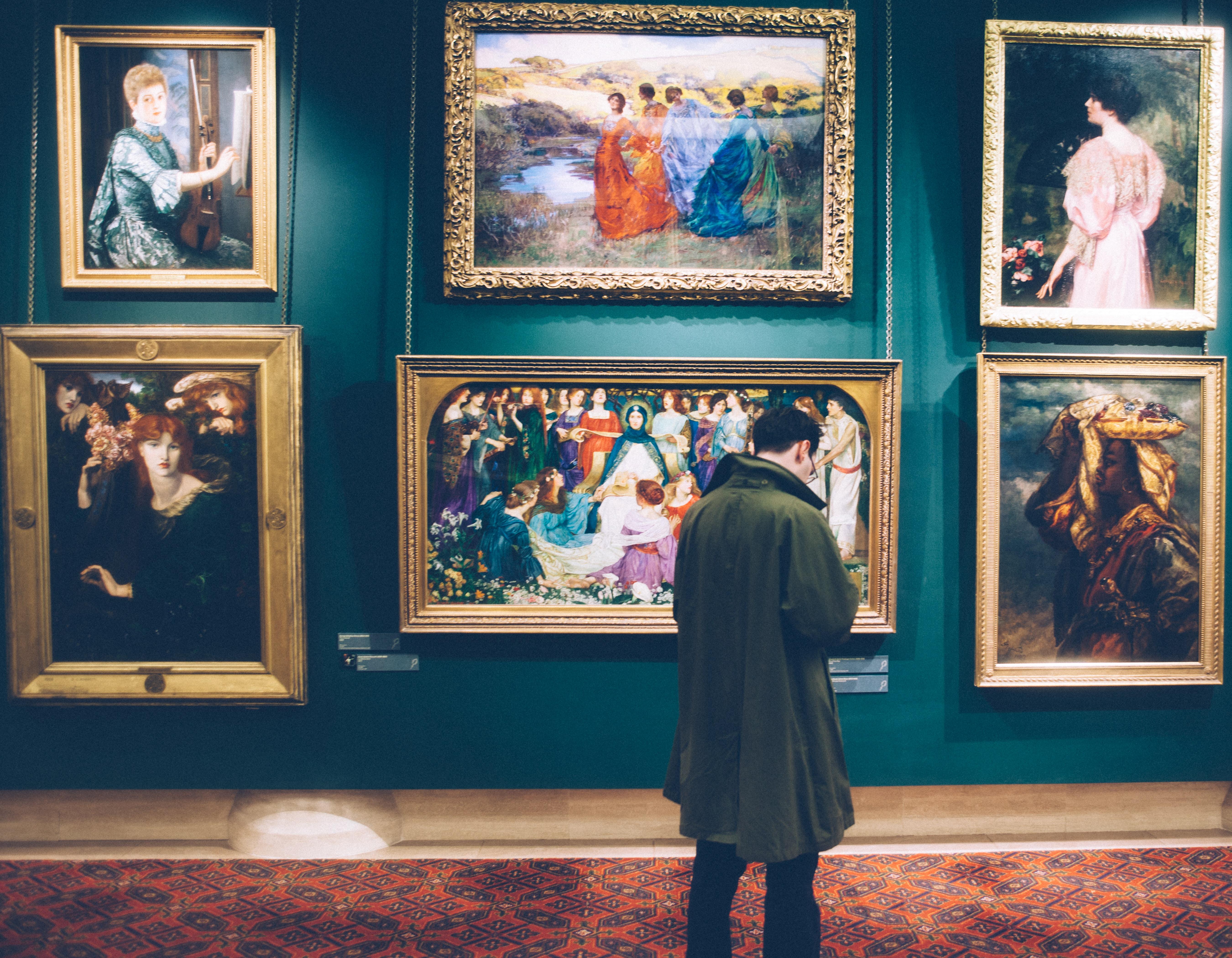 tasadores de obras de arte