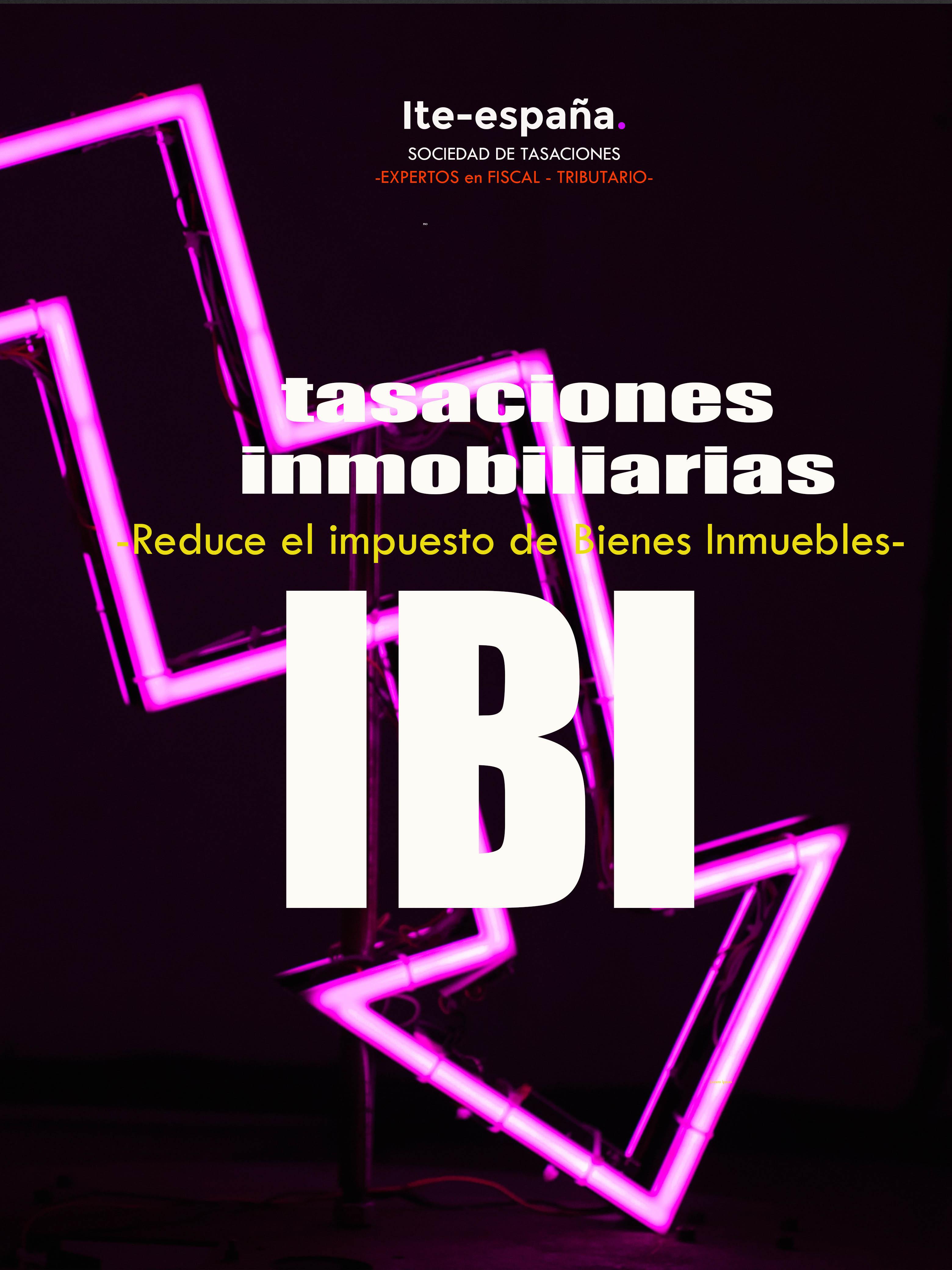 tasaciones inmobiliarias IBI