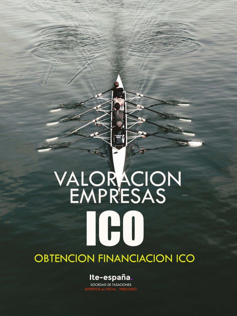 VALORACION EMPRESAS ICO